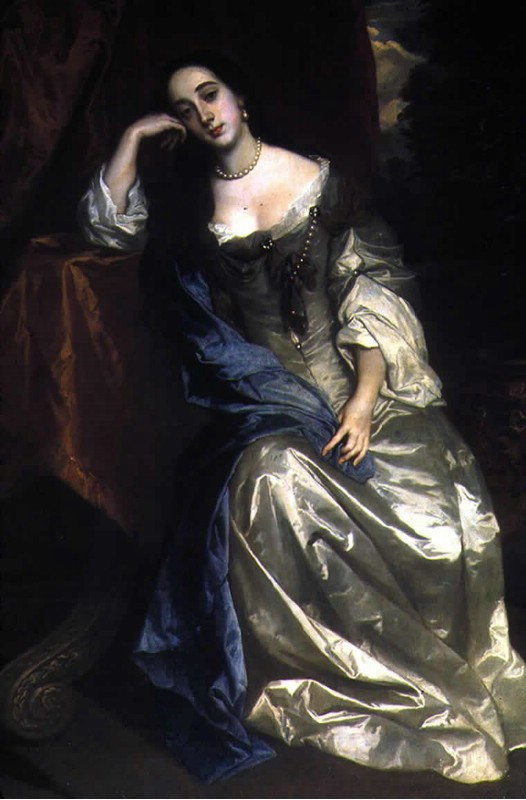 Lady Castlemaine (Barbara Villiers) by Sir Peter Lely